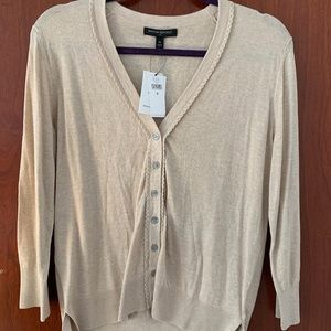BR Factory Cardigan - Brand New, Tags On!